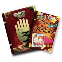 Gravity Falls Diario 3 Y Guía Al Misterio (ingles) Envío I