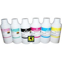 4 X 500 Tinta De Sublimacion Para Epson Series P/uv Garantia