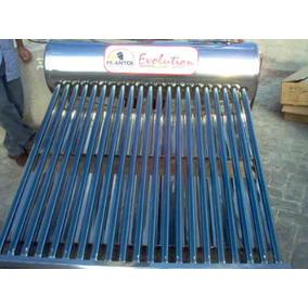 Calentador Solar 10 Pers Armado Y Flete Gratis Df Y Edomex