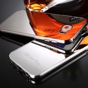 Bumper De Lujo Espejo Aluminio Galaxy S7 Y S7 Edge