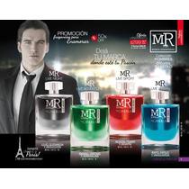 Nuevos Perfumes - Marca Registrada- For Men By Candela 90 Ml