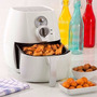 Fritadeira Sem Óleo Retrô Fritalight Branca Fun Kitchen 220v
