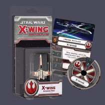 Nave Xwing Star Wars Xwing Miniatures