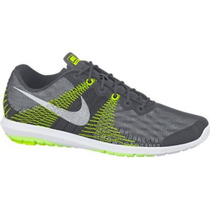 Zapatillas Nike Flex Fury Urbanas Livianas Unicas 705298-005