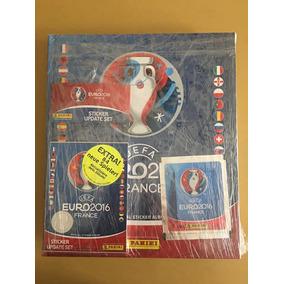Album Euro 2016 Capa Dura Panini Completo P/ Colar