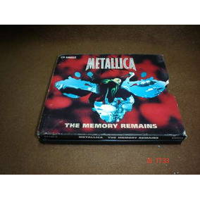 Metallica - Cd Single - The Memory Remains Dmh