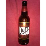 Cerveza Duff Primera Edicion