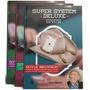 3 Libros Poker Expertos Super System Deluxe - Doyle Brunson