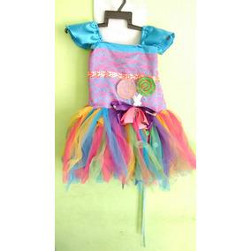 Vestido De Halloween Para Niña De 6 Años