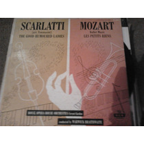 Disco Acetato De Scarlatti The Good Humoured Ladies Mozart L