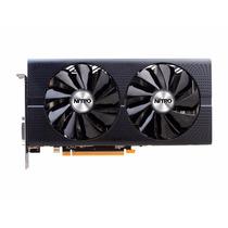 Placa De Video Sapphire Nitro Radeon Rx480 8gb 100406nt+8gl