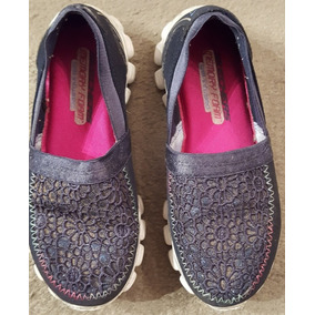 Zapatillas Skechers Nena Talle 11 Usa 28 Arg