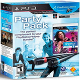 Singstar Dance Party + Microfonos Ps3 Comp. Move Nuevo Juego