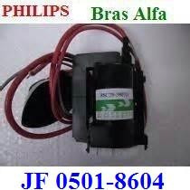 Jf0501 8604 - Jf 0501-8604 - Fly Back Philips - Bras Alfa!!!