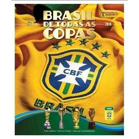 Figurinha Brasil De Todas Copas 0,50 Cada