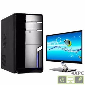 Computadora Intel Dual Core Ddr3 Con Monitor Super Precio