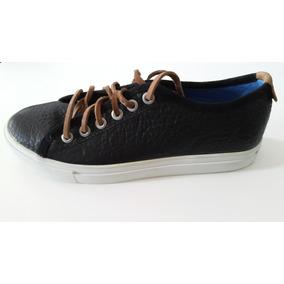 Zapatillas De Cuero Qm
