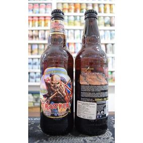 Botella De Cerveza Trooper Iron Maiden De Coleccion