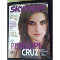 Penelope Cruz Deadpool Rock Sinfónico Revista Sky View