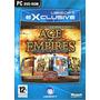 Age Of Empires 1 Y 2 Con Expansiones Collector
