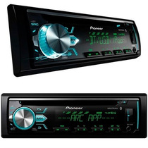 Cd Player Pioneer Deh-x5br Usb Bluetooth Android Ipod Iphone