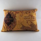 Almofada Harry Potter - Mapa Do Maroto