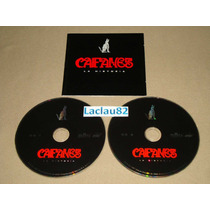 Caifanes La Historia 1997 Bmg Cd Doble