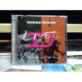 Duran Duran-live 2011(a Diamond In The Mind)impecable