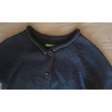 Sweater Tejido Benetton. Blusa Niña Bebe