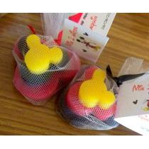 10 Souvenirs Jaboncitos Artesanales Mickey Mickey Bebé