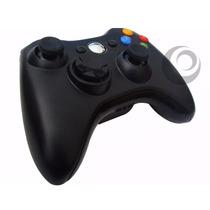 Controle Xbox 360 Pc Sem Fio Wireless Slim Joystick