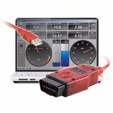 Scanner Interface Automotriz Obdlink Sx Usb Obd2 Multimarca
