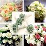 Suporte Para Buquê De Noivas Com Espuma Floral