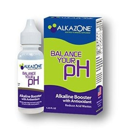 Alkazone Alcalina Booster Con Antioxidante - 1.25 Botella On