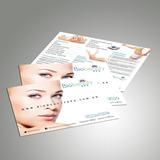 Promo Folletos Express X1000 15x20 Cm Con Diseño Incluido