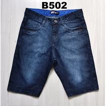 Bermudas Shorts Jeans Grandes Marcas