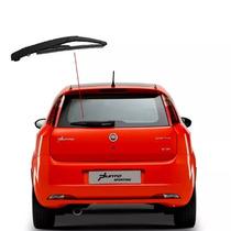 Braço Limpador Traseiro Fiat Punto Com Palheta Original *