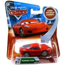 Cars Disney Ferrari F430. Look My Eyes. Lenticular