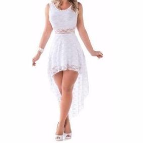 Lindo Vestido Em Renda Para Festa Noite, Casamento