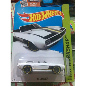 Hot Wheels 1/64 Chevrolet Chevy Camaro Copo