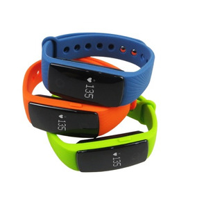 Pulsera Reloj Inteligente, Monitor Ritmo Cardiaco, Podometro
