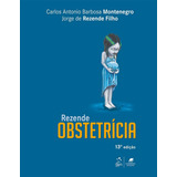 Ebook Rezende Obstetrícia 13ª Ed. 2016 - Original