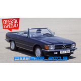 Manual De Usuario Propietario Mercedes Benz 107 Español Full