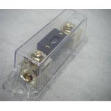 Porta Fusible Anl Para Fusible Anl 1 X 4 Ga Dxr Sound