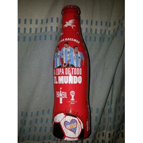 Botella Coca Cola Brasil 2014.