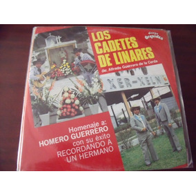 Lp Los Cadetes De Linares, Discos Orquidea,
