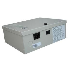Fuente De Poder 12v 5 Amps. Con Distribuidor P/9 Cams. Hm4