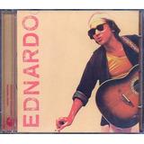 Ednardo 1983 - Cd Lacrado - Super X - Frete Grátis