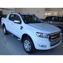 Ford Ranger Limited 3.2 Diesel Aut 0km16/17 Sem Placas