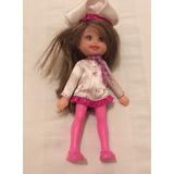 Muñeca Kelly Barbie Cocinera